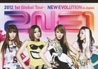 2NE1 1st Global Tour 'NEW EVOLUTION' In Japan