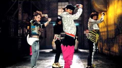 2NE1 - Fire (Street Ver)