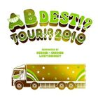 AB Dest! Tour! 2010 Supported by Hudson x GReeeeN Live! Deeees!-CD