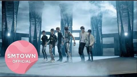 EXO-K - MAMA (Korean Version)
