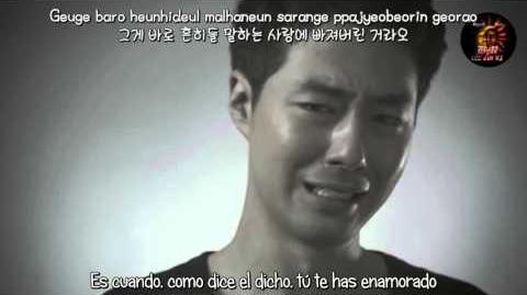 Love - 김C (KIM C) -Sub Esp - Han - Rom-