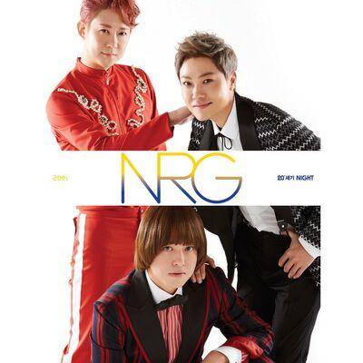 Nrg-20th-century-1st-mini-album