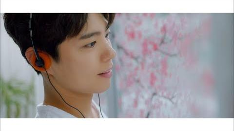 PARK BO GUM(パク・ボゴム) Debut Single『Bloomin'』MV Full ver.