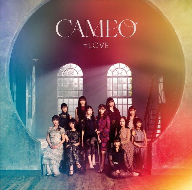 =LOVE - Cameo Type D CD Only