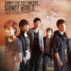 SHINee THE 1st ASIA TOUR CONCERT SHINee WORLD Cover