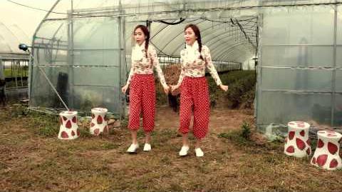 Strawberry Milk 크레용팝 유닛-딸기우유 'OK(오케이)' 안무영상(Choreography)