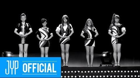 """Wonder Girls """"Be My Baby"""" M V"""