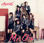 A Pink - Mr. Chu -Japanese Ver.-