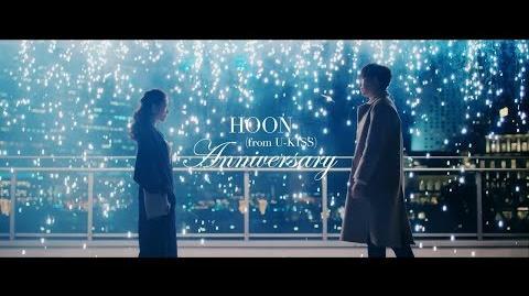 HOON(from U-KISS) Anniversary