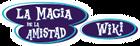 Logo-La Magia de la Amistad Wiki