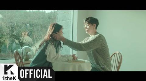 MV Baek ji Woong(백지웅) Cheek(볼)