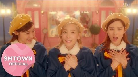 Girls' Generation-TTS - Dear Santa