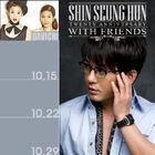 Shin Seung Hun 20th Anniversary With Davichi