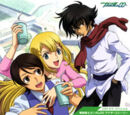 CD Drama Special Mobile Suit Gundam 00 Another Story MISSION-2306