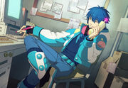 Aoba makin sales n gettin bank