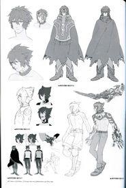 Ren concept pages 4