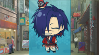 Mini Game Koujaku