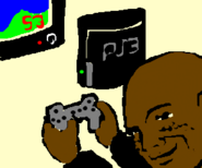 PlayStation 3 controls intuitive enough for seal