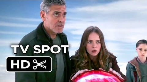 Tomorrowland TV SPOT - Fight For Tomorrow (2015) - George Clooney Movie HD