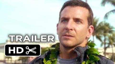 Aloha Official Trailer 1 (2015) - Bradley Cooper, Emma Stone Movie HD