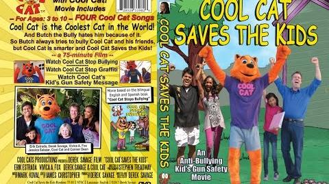 Cool Cat Saves the Kids Movie Trailer