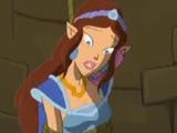 Xandir's Girlfriend