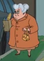 Old Ms. Baker