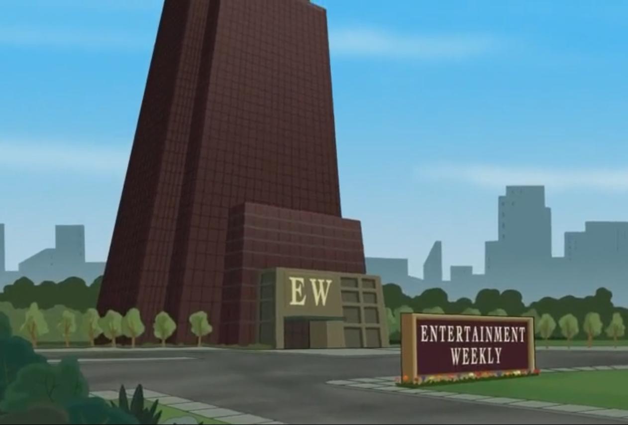 entertainment weekly drawn together wiki fandom