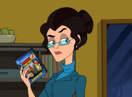 Child Services with a Drawn Together Season 1 DVD