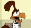 Sonny the Cuckoo Bird
