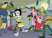 Drawn Together(4)