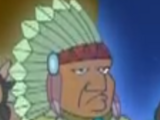 Indian Tribe Leader