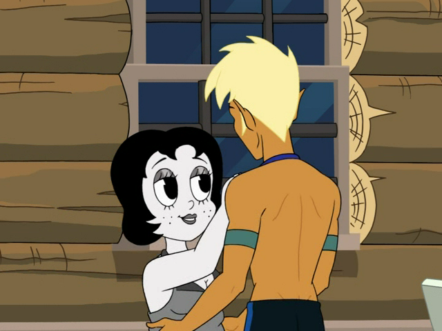 Drawn together sex scenes