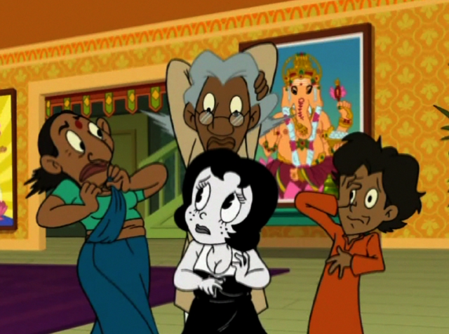 drawn together toot