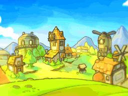 StartScreen Village