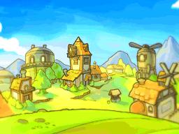 StartScreen Village