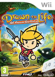 PS Wii DrawnToLifeTheNextChapter nlNL