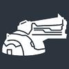 UI weapon ballistic cannons bg