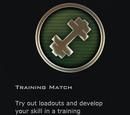 Training Match