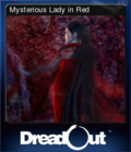 DreadOut Card 5