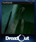DreadOut Card 3