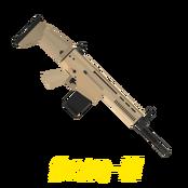 Scar-H Icon
