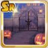 Halloween Castle Blue