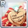 2nd Anniversary Decoration