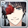 Red Rose Eyepatch