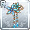 Flower Charm Blue