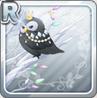 Jeweled Owl In Monochrome