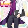Handsome Doctor Purple