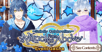 From Miracles Above Event Gacha