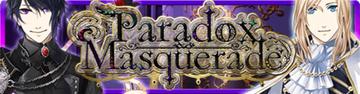 Paradox Masquerade Banner